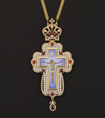 Pectoral Cross - 640