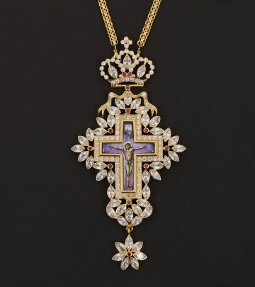 Pectoral Cross - 642