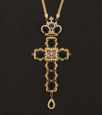 Pectoral Cross - US40498
