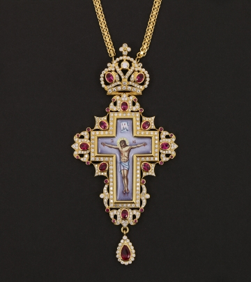 Pectoral Cross - 644