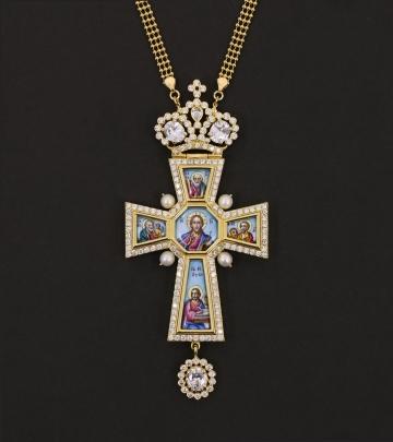 Pectoral Cross - 648