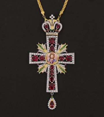 Pectoral Cross - 650