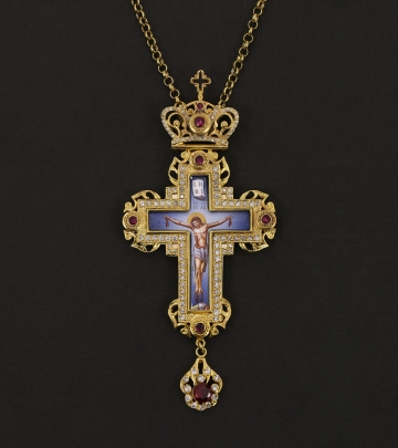 Pectoral Cross - US40512