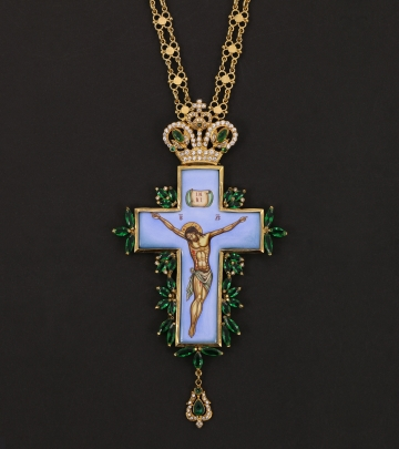 Pectoral Cross - 40513