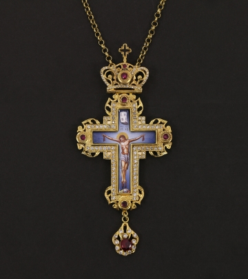 Pectoral Cross - 656
