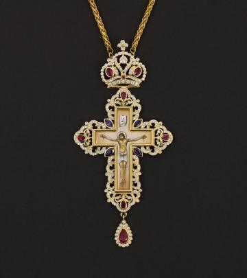 Pectoral Cross - 616