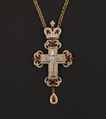 Pectoral Cross - 624