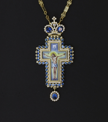 Pectoral Cross - 608