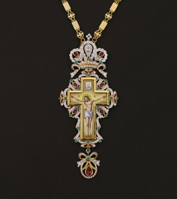 Pectoral Cross - 596