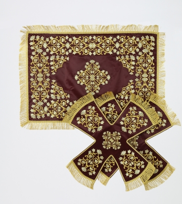 Chalice Set Veils - US41972