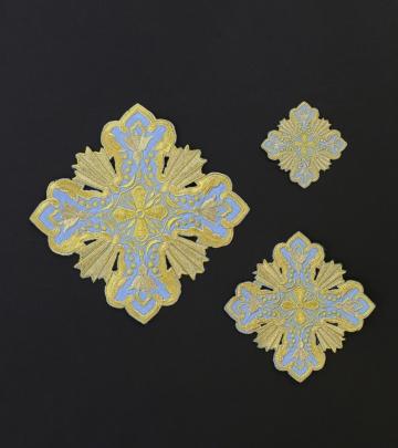 Priest Vestments Emblem - US42655