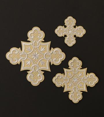 Priest Vestments Emblem - US42823