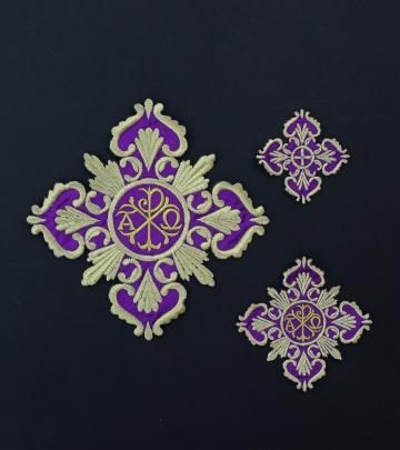 Priest Vestments Emblem - US42660