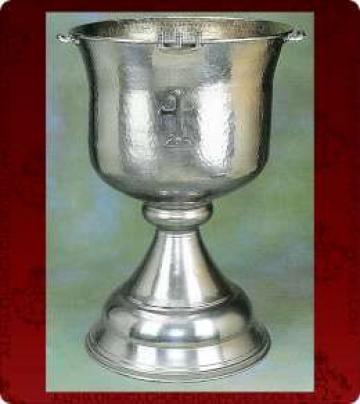 Baptismal Font - 3912B