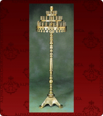 Candle Stand - 4855