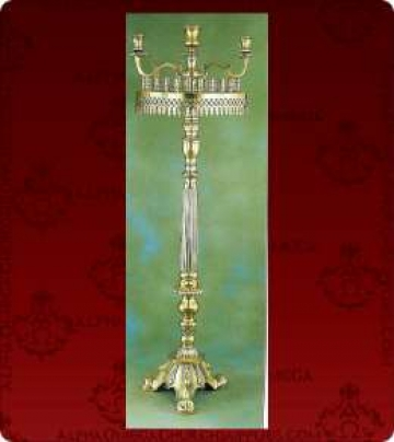 Candle Stand - 4874A