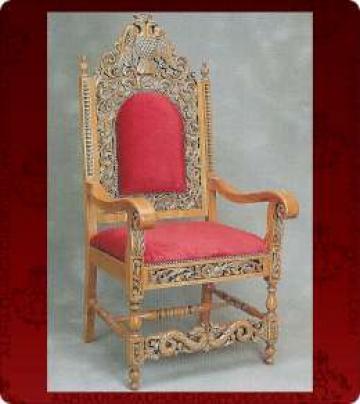 Attirant Bishop Chair   5180L
