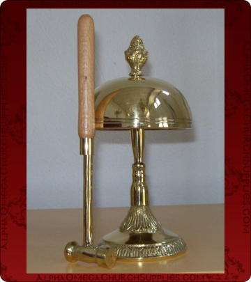 Altar Table Bell - 120
