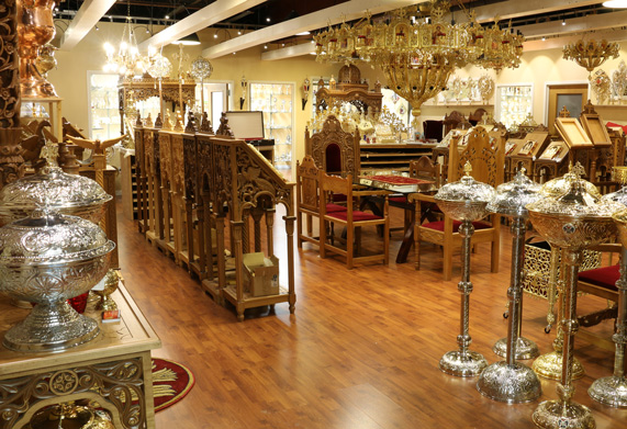Come visit our showroom...